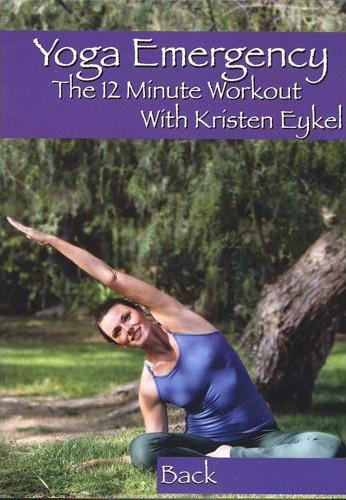 Yoga Emergency The 12 Minute Workout: Back - Collage Video