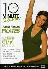 10 Minute Solution: Rapid Results Pilates