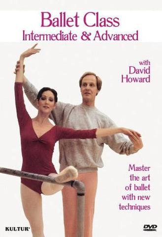Ballet Class: Intermediate & Advanced