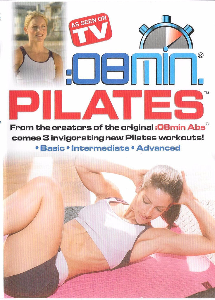 :08 Min Pilates - Collage Video