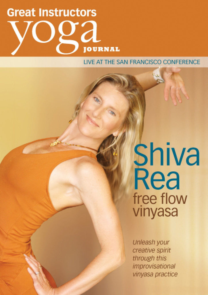 Yoga Journal: Shiva Rea Free Flow Vinyasa - Collage Video
