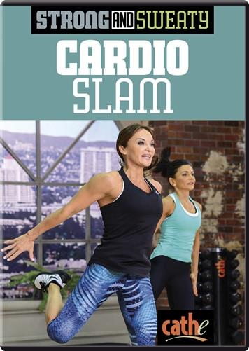 Cathe Friedrich's Strong & Sweaty: Cardio Slam - Collage Video