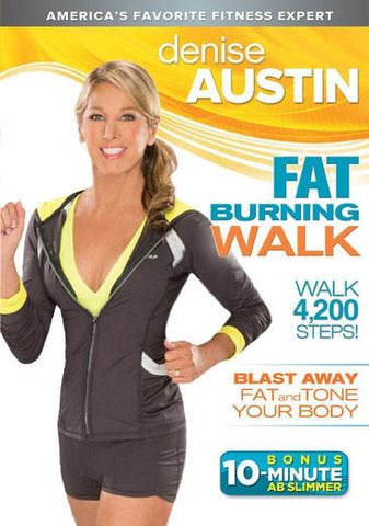 Denise Austin's Fat Burning Walk