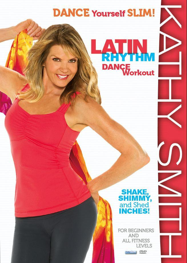 Kathy Smith: Latin Rhythm Dance Workout - Collage Video