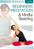 Beginners Meditation & Mindful Stretching - Collage Video