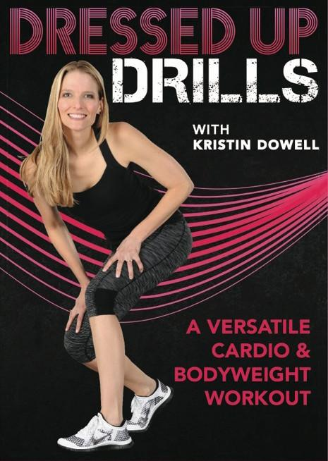 Dressed Up Drills with Kristin Dowell - Collage Video
