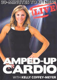 30 Minutes to Fitness: Amped Up Cardio LIVE with Kelly Coffey-Meyer - Collage Video