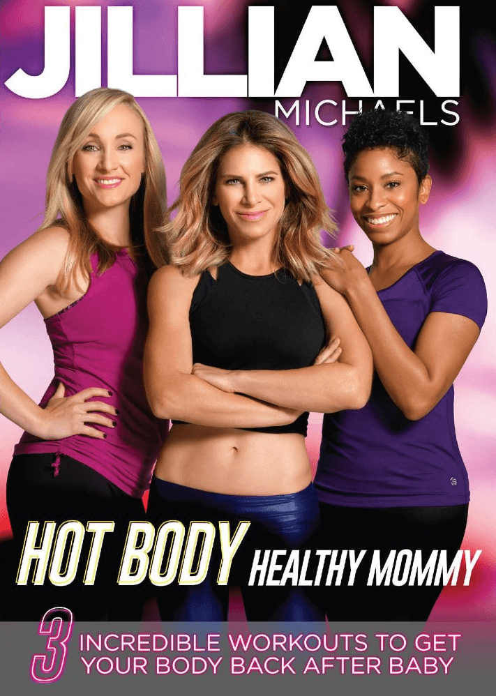 Jillian Michaels: Hot Body Healthy Mommy