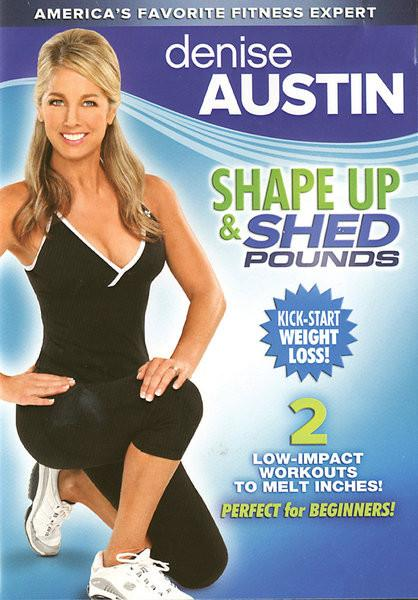 Denise Austin's Shape Up & Shed Pounds - Collage Video