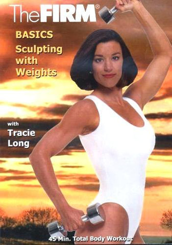Classic FIRM BASICS: Sculpting with Weights with Tracie Long