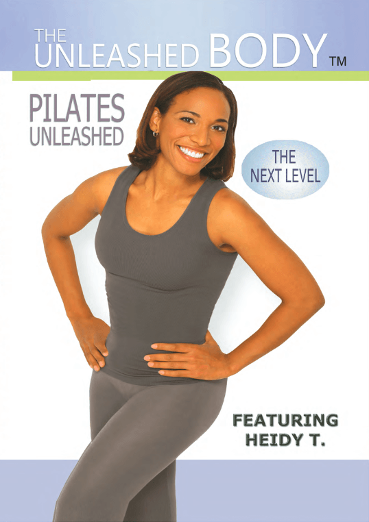 Unleashed Body: Pilates Unleashed - Collage Video