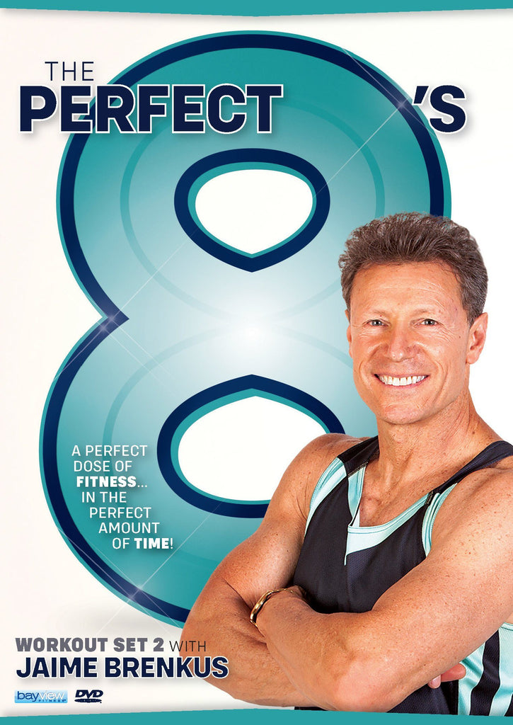 The Perfect 8'S: Workout Set Two with Jaime Brenkus - Collage Video