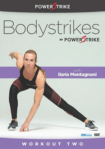 Bodystrikes by Powerstrike Vol. 2 with Ilaria Montagnani
