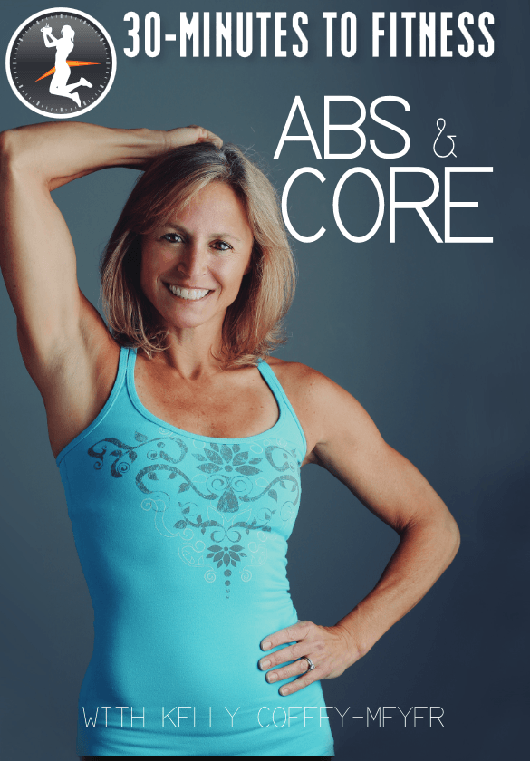30 Minutes to Fitness Abs & Core with Kelly Coffey-Meyer - Collage Video