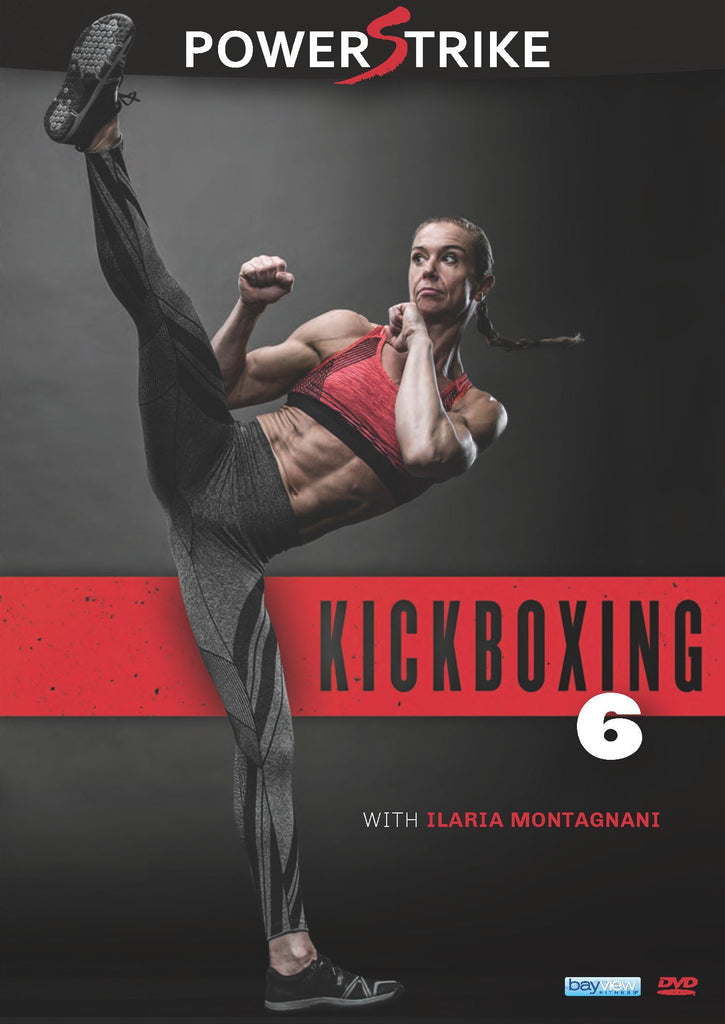 Powerstrike Kickboxing: Vol. 6 Workout with Ilaria Montagnani - Collage Video