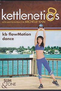 Kettlenetics: Kettlebell FlowMotion Dance - Collage Video