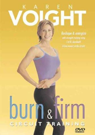 Karen Voight: Burn & Firm