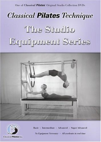 Classical Pilates Technique: Studio Equipment Series - Collage Video