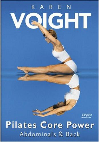 Karen Voight: Pilates Core Power Abs & Back - Collage Video