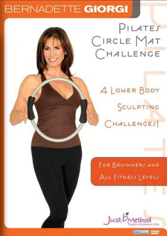 Pilates Circle Challenge with Bernadette Giorgi