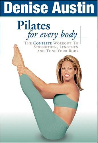 Denise Austin's Pilates for Every Body - Collage Video