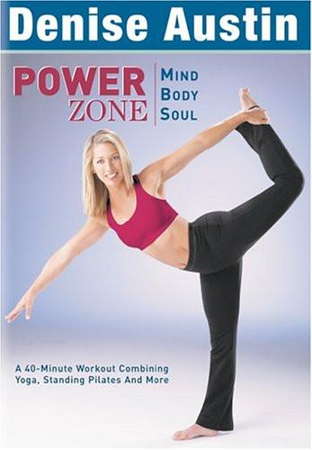 Denise Austin's Power Zone: Mind, Body & Soul - Collage Video