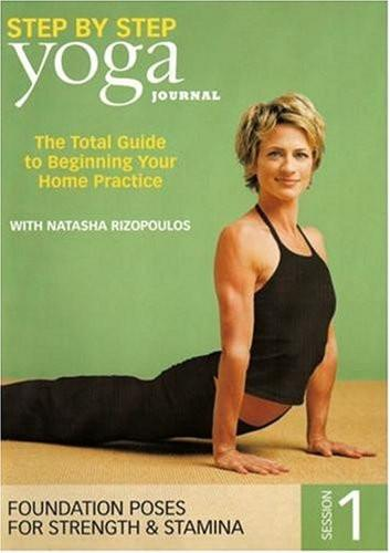 Yoga Journal's: Beginning Yoga Step By Step Session 1 - Collage Video