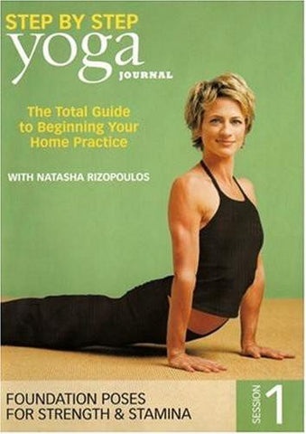 Yoga Journal's: Beginning Yoga Step By Step Session 1