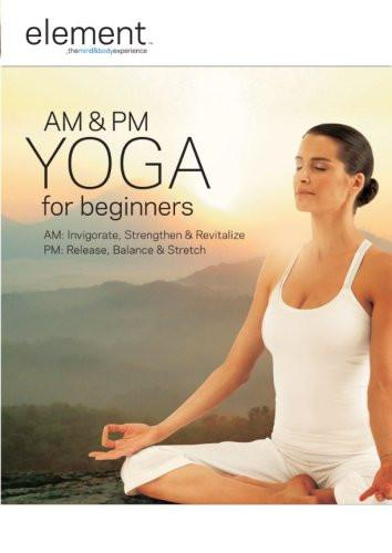 Element: AM & PM Yoga for Beginners - Collage Video