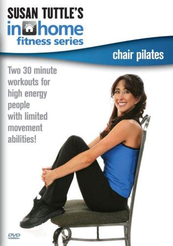 Susan Tuttle's In Home Fitness: Chair Pilates - Collage Video