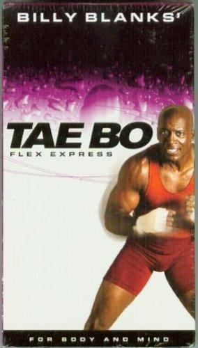 Billy Blanks Tae Bo- Flex Express - Collage Video