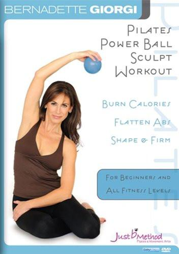 Pilates Power Ball Sculpt with Bernadette Giorgi - Collage Video