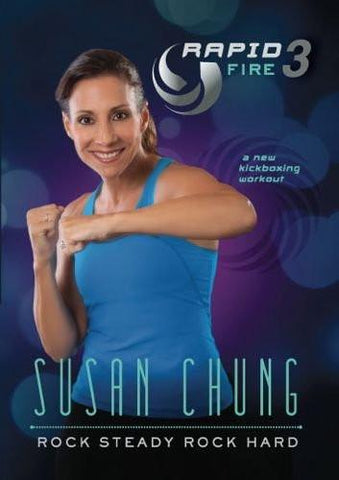 Susan Chung's Rapid Fire 3: Rock Steady Rock Hard