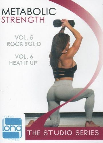 Tracie Long's Metabolic Strength Vol 5 & Vol 6 - Collage Video