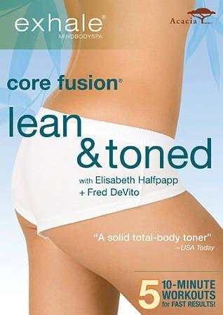 Exhale: Core Fusion Lean & Toned - Collage Video