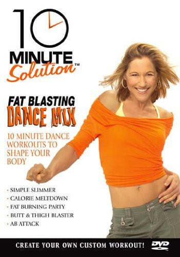 10 Minute Solution: Fat Blasting Dance Mix - Collage Video