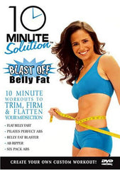 10 Minute Solution: Blast Off Belly Fat - Collage Video
