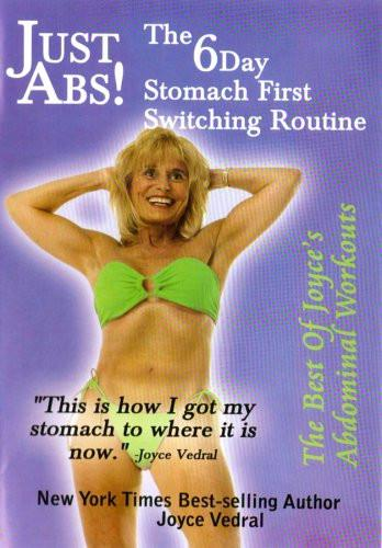 Joyce Vedral: Just Abs Workout - Collage Video