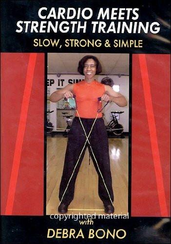 Cardio Meets Strength Training With Debra Bono - Collage Video