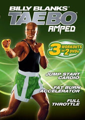 Billy Blanks: Tae Bo Amped (3 Workouts on 2 DVDs)