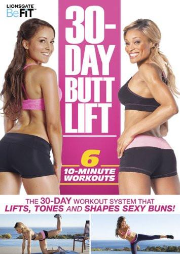 BeFit: 30 Day Butt Lift - Collage Video