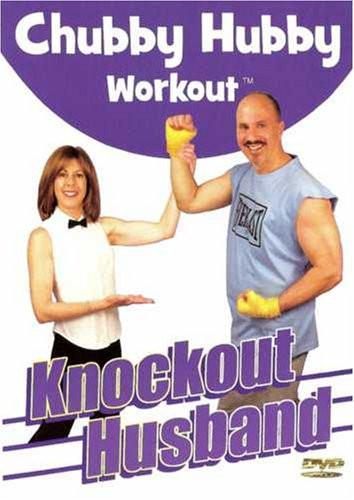 Chubby Hubby Workout Knockout Husband Collage Video