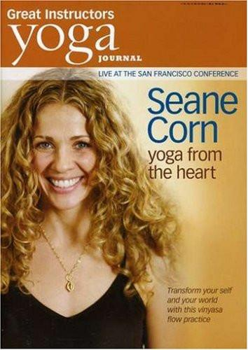 Yoga Journal: Seane Corn Yoga From The Heart - Collage Video