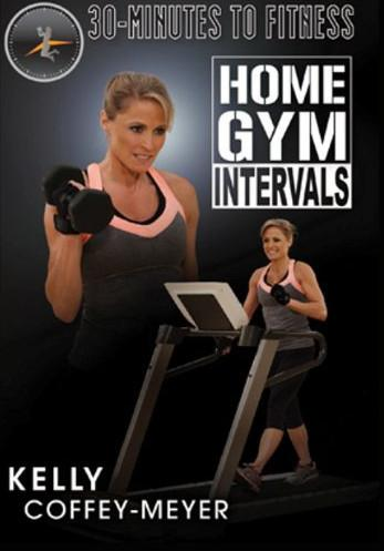 30 Minutes To Fitness Home Gym Intervals with Kelly Coffey-Meyer - Collage Video