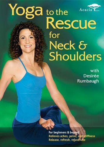 Yoga to the Rescue for Neck & Shoulders - Collage Video