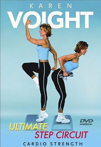 Karen Voight: Ultimate Step Circuit