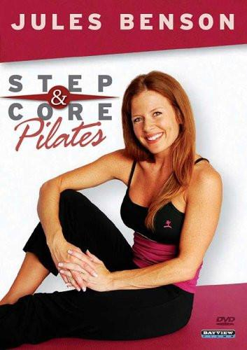 Step and Core Pilates with Jules Benson - Collage Video