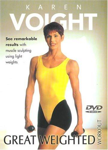 Karen Voight: Great Weighted Workout - Collage Video