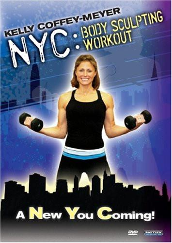 Kelly Coffey's NYC Body Sculpting Workout - Collage Video