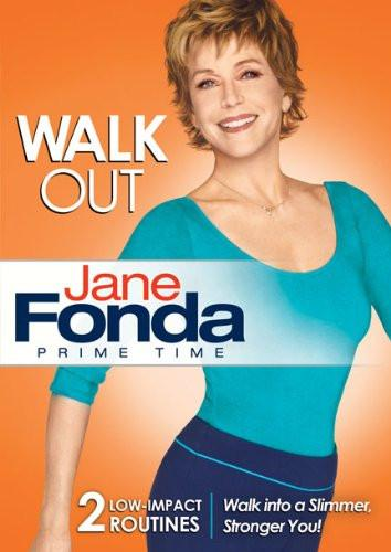 Jane Fonda's Walk Out - Collage Video